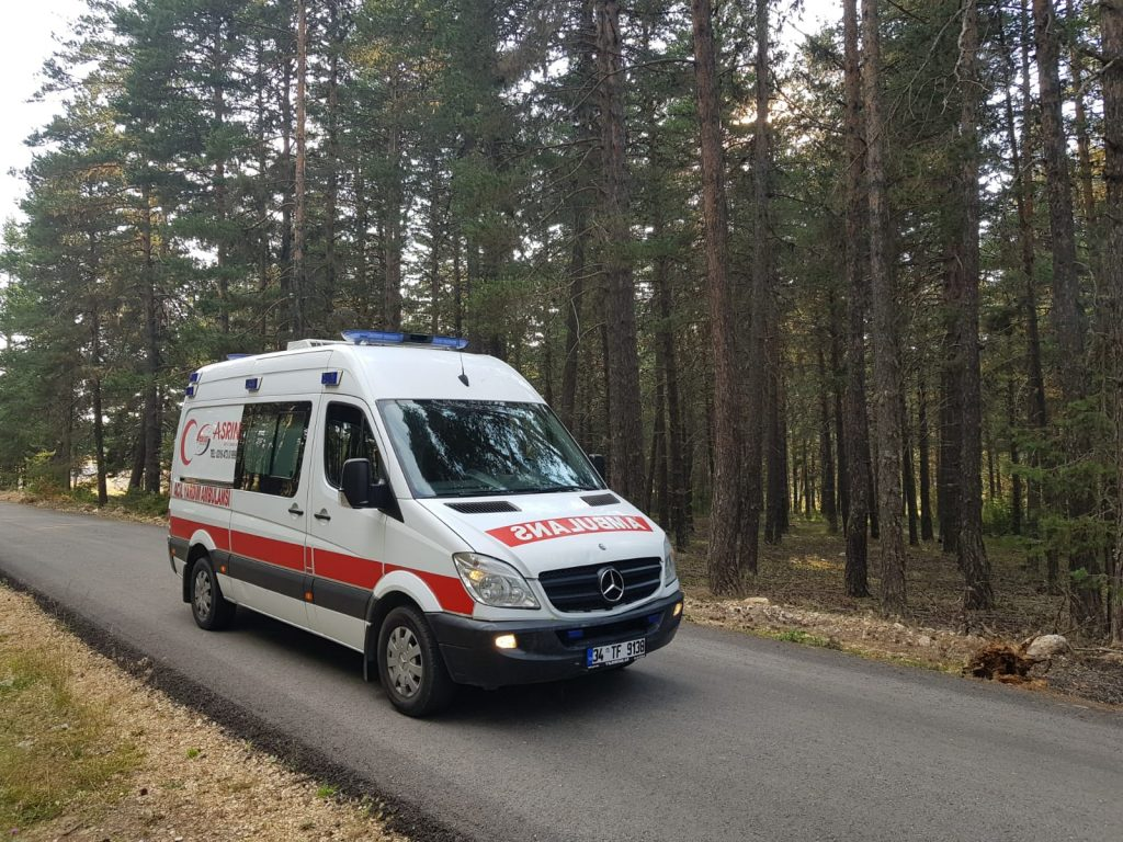 Kartal Özel Ambulans