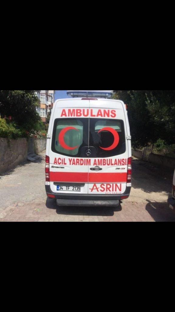 Sancaktepe Özel Ambulans