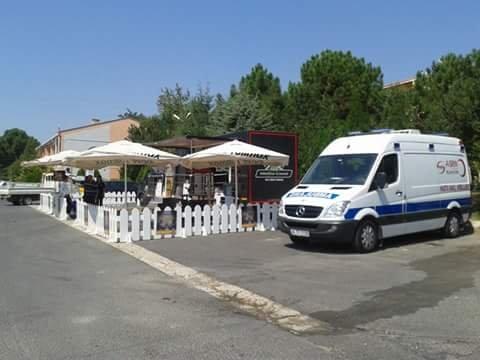 Gaziosmanpaşa Özel Ambulans