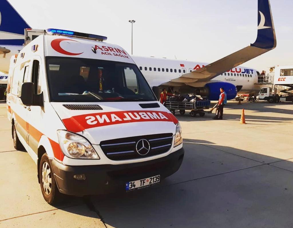 İstanbul Özel Ambulans