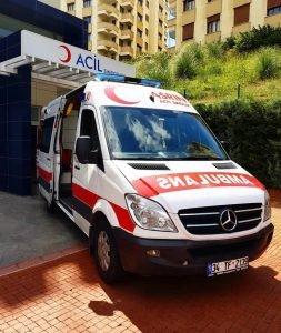 Yalova Özel Ambulans