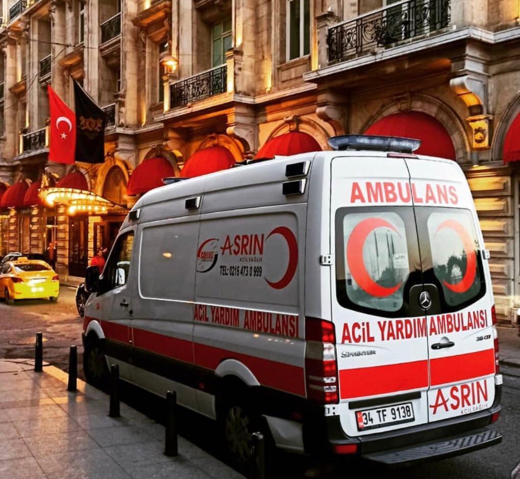 Şehirlerarası Özel Ambulans