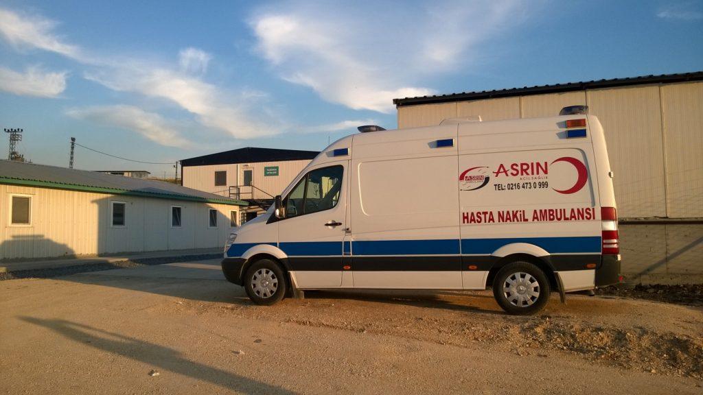 Fatih Özel Ambulans